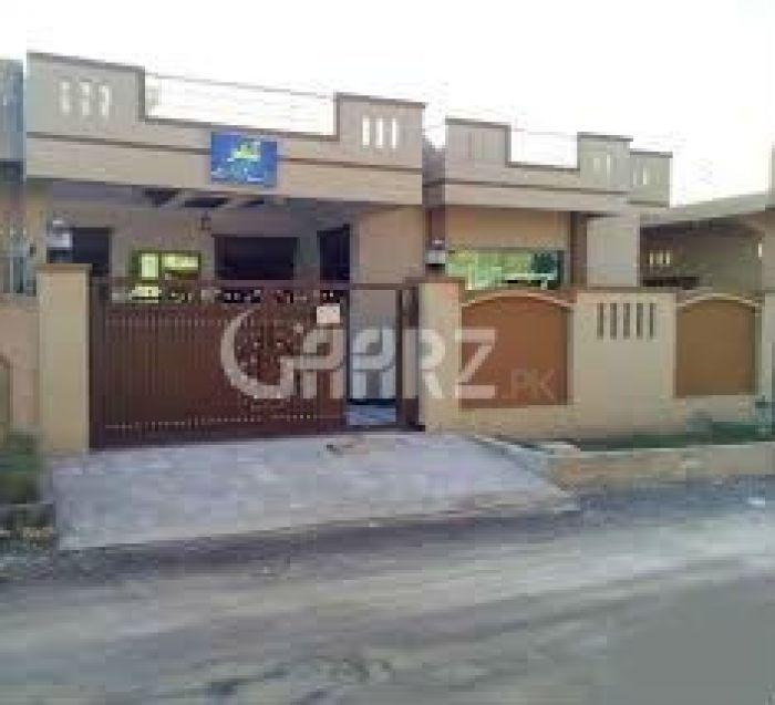 5 Marla Main Boulevard House For Sale.