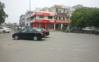 7 Marla 1st Floor Commercial For Rent in DHA Phase 1, G-Block