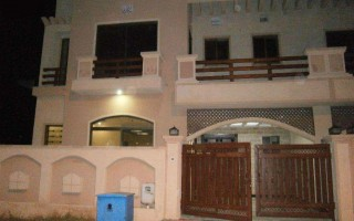 7 Marla House For Rent in Bahria Phase 8.