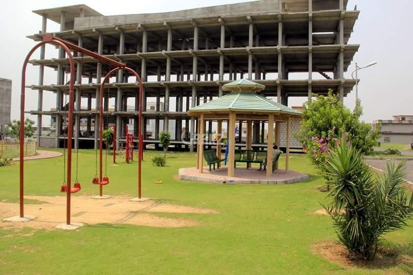 7 Marla Plot For Sale in B-17 Multi Gardens