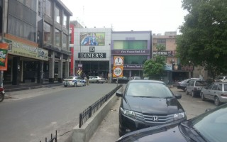 8 Marla Commercial Plaza Avaialbe For Sale In Phase 3 DHA