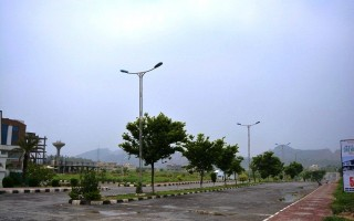 8 Marla Plot for Sale in E-Block,B-17 Islamabad.