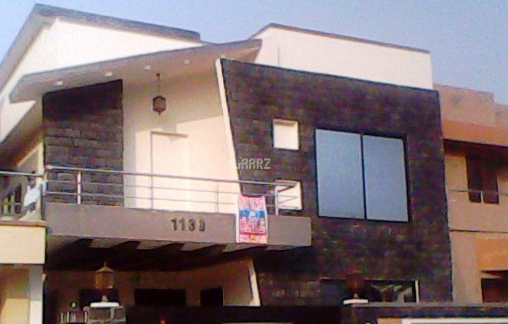 A Beautiful 5 Marla House For A Sale In Rafi Block, Bahria town Phase 8.