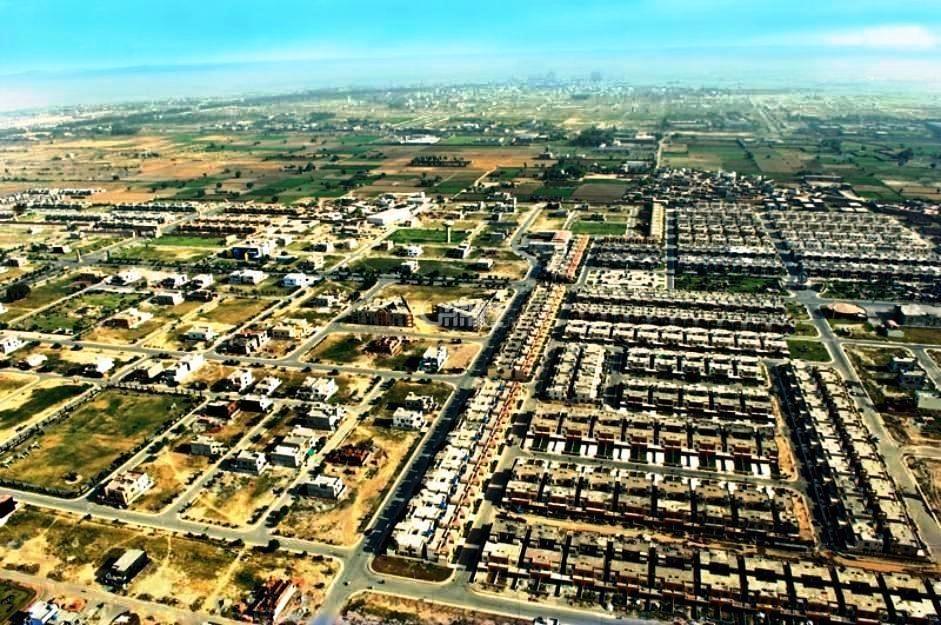 1 Kanal Plot For Sale in Bahria Phase 8 Rawalpindi.