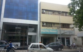 Beautiful 4 Marla Commercial 2nd Floor Available For Rent in DHA Phase