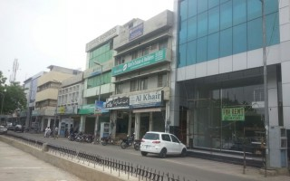 Brand New 4 Marla Full Commercial Plaza For Rent in DHA Phase 4