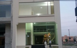 Commercial 2 Marla Sector Shop For Sale In DHA Phase 6, Block B, Plot No 2