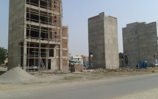 Commercial 8 Marla Plot for sale in DHA Phase 7, CCA-4, Plot No, 386