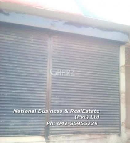 Commercial, Shop in Khyaban-e-Jinnah Road, 665 Sqft Available