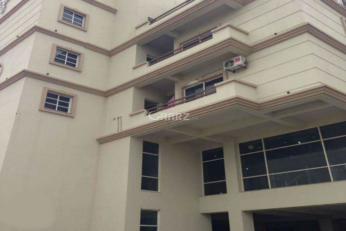 405 Square Feet Fully Furnished Flat For Rent In Bahria Town Phase-4