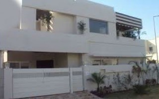 10 Marla Ground Portion For Rent in Bahria Town Phase 5