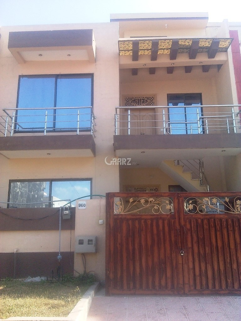 5 Marla House for Rent in G-14/4