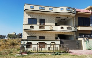 10 Marla House for Rent in D-12/12, Islamabad.