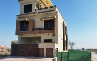 5 Marla House For Rent In D-12/2