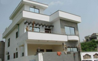 1 Kanal Upper Portion For Rent In phase 2