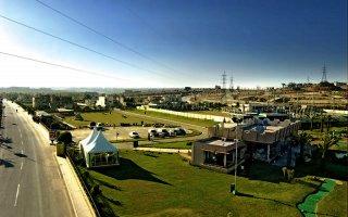 1 Kanal Park Face Plot For Sale In Bahria Town-2,Rawalpindi.