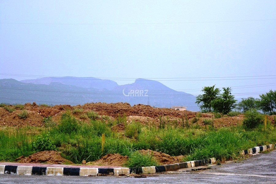 1 Kanal Plot For Sale In B-17 Islamabad.