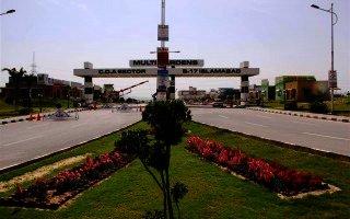 1 Kanal Plot For Sale In B-17 Multi Gardens, Islamabad