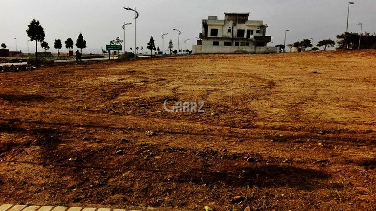 1 Kanal Plot For Sale In Bahria Town Phase 8, Rawalpindi.