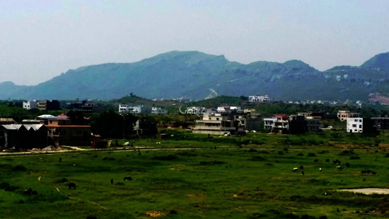 1 Kanal Plot For Sale In D-12/3, Islamabad.