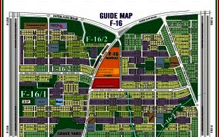 1 Kanal Plot for Sale in F-16/4