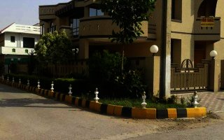 1 Kanal Plot For Sale In F-16/4, Islamabad