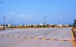 10 Marla Beautiful Plot For Sale In Block-A, Bahria Enclave, Islamabad