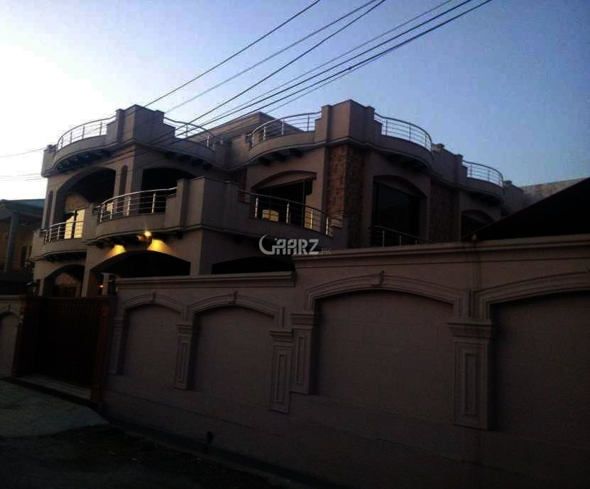 10 Marla Brand New Corner Double Storey House For Sale In Habibullah Colony Abbottabad.