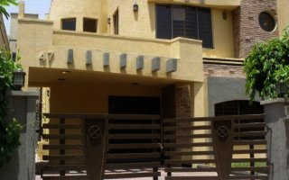 10 Marla House For Rent In Bahria Town Phase-6, Rawalpindi