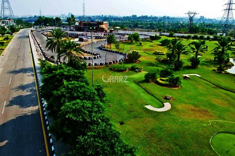 10 Marla Plot For Sale in Bahria Town Phase 3.