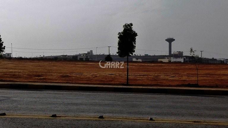 10 Marla Plot For Sale In C block, Bahria town Phase 8, Rawalpindi.