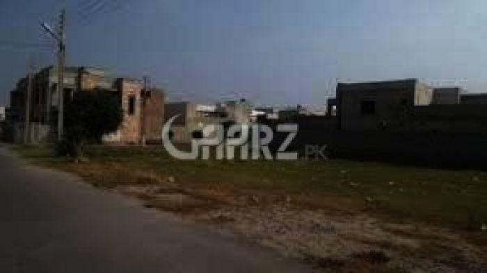 10 Marla Plot For Sale In Chur Chowk, Rawalpindi