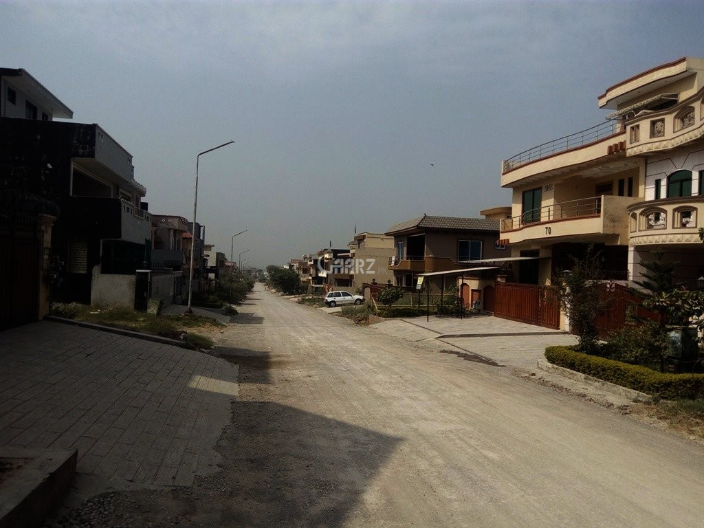 10 Marla Plot For Sale In G-14/4, Islamabad.