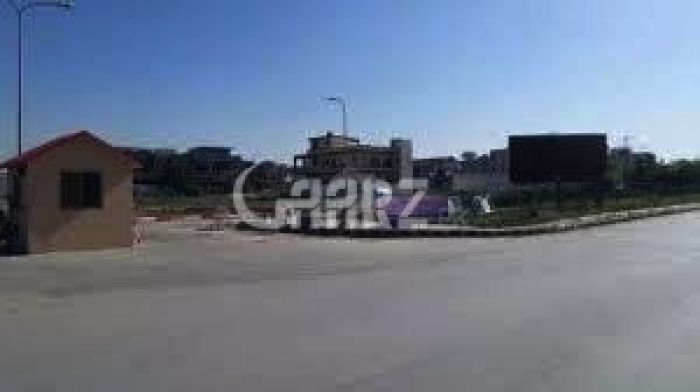 10 Marla Plot For Sale In Media Town, Rawalpindi.