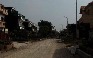 1000 Square Feet Plot For Sale In G-14/1, Islamabad.