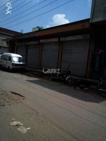1000 Square Feet Two Shops For Sale Roras Road,Sialkot