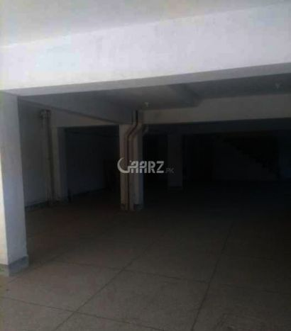 11 Marla Basement For Rent In Academy Tuition Center Abbottabad.