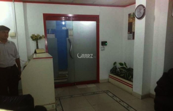 1210 Square Feet Office For Sale Near Shahra-e-Faisal,Karachi.