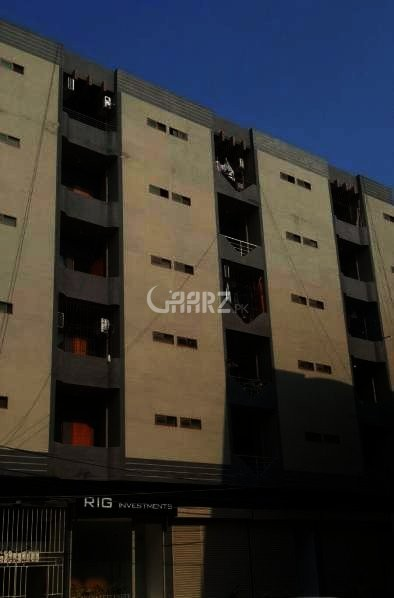 1400 Square Feet Appartment For Rent In Erum Heights,Karachi