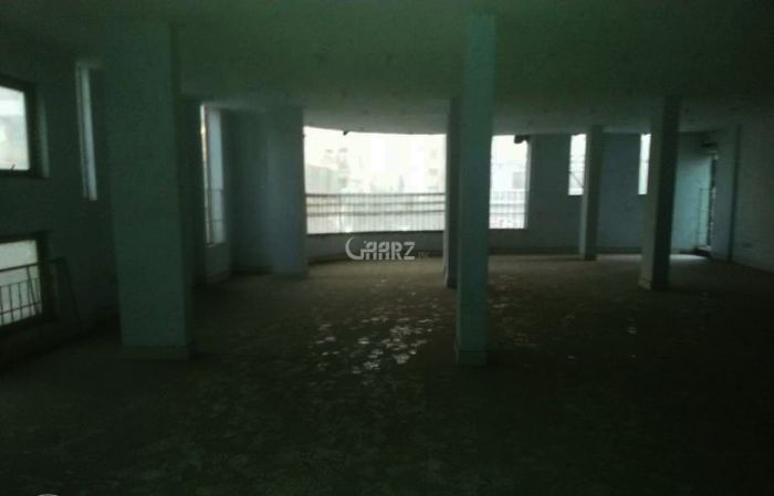 17200 Square Feet Office Building For Rent In PECHS,Karachi.