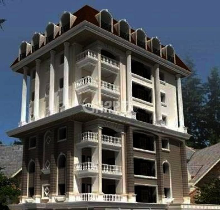 175 Square Feet Flat For Sale In Gulraiz Phase 3 Rawalpindi.