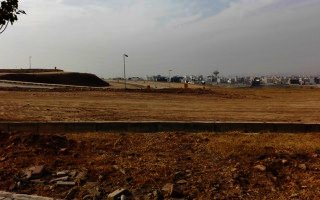 1Kanal  Park Face Plot For Sale In Phase-5 Bahria Town,Rawalpindi.