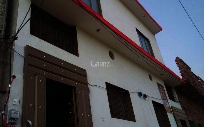 2 Marla House For Sale In Miana Pura, Sialkot