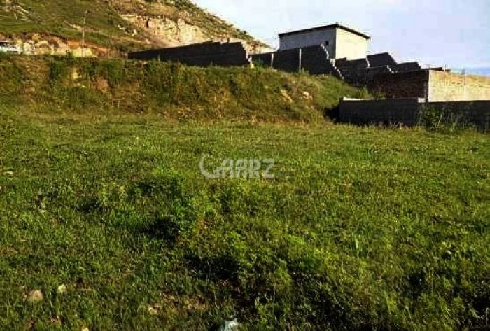 1 Kanal Plot For Sale In Shahzaman Colony Abbottabad.