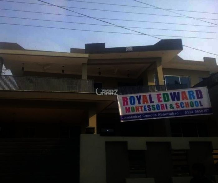 20 Marla Triple Story House For Sale In Jinnahabad Abbottabad.