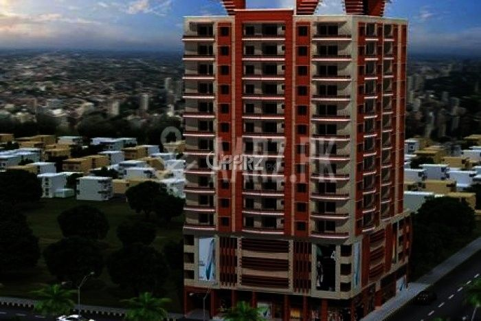 2,350 Square Feet 1st Floor Apartment Is Available For Rent DHA Phase 5, Islamabad.