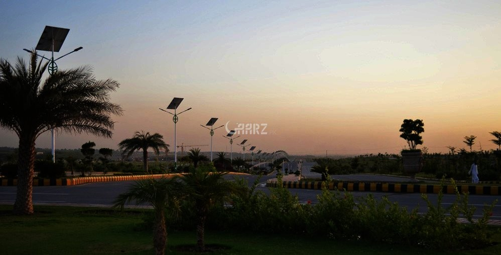 10.8 Marla Plot For Sale In Gulberg Residencia, Islamabad