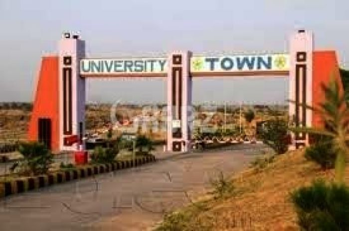 6 Marla Plot For Sale In University Town, Karachi