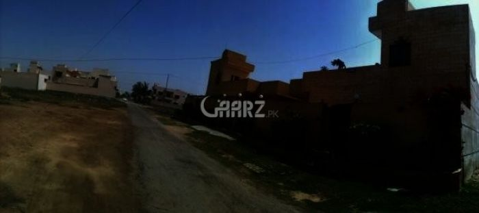 320 Square Yard Plot For Sale In Saadi Town, Karachi