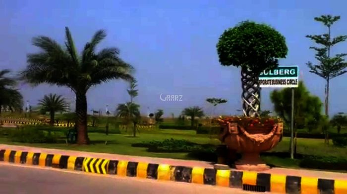 35x70 Square Feet Plot For Sale In Gulberg Residencia, Islamabad.